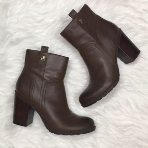 Tommy Hilfiger Heeled Ankle Booties